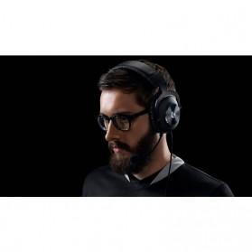 Logitech Pro X Gaming Headset Headphone - Black - 5