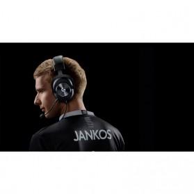 Logitech Pro X Gaming Headset Headphone - Black - 6