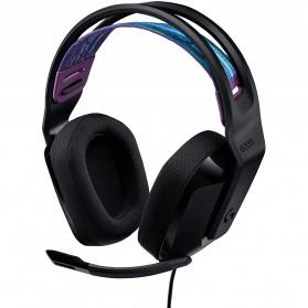 Logitech LIGHTSPEED Wired 7.1 Surround Gaming Headset - G335 - Black