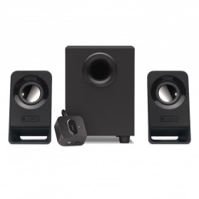 Logitech Multimedia Speaker - Z213 - Black