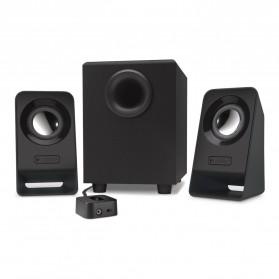 Logitech Multimedia Speaker - Z213 - Black - 2