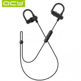 QCY QY11 Earphone Bluetooth Olahraga APT-X dengan Mic - Black