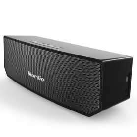 Bluedio BS-3 Camel Bluetooth Portable Speaker 3D Surround Effect (backup) - Black