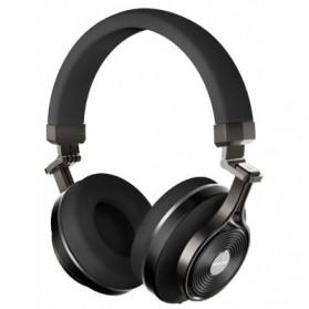 Bluedio T3 Plus 3D Wireless Bluetooth Headphone (backup) - Black