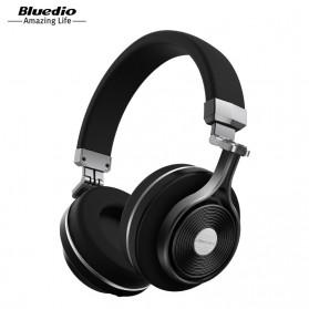 Bluedio T3 Turbine 3D Wireless Bluetooth Headphone (backup) - Black