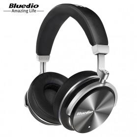 Bluedio T4 Turbine Wireless Bluetooth Headphones (backup) - Black