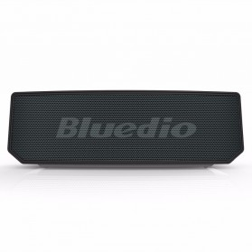 Bluedio BS-6 Bluetooth Speaker v5.0 Smart Cloud Voice Control - Black