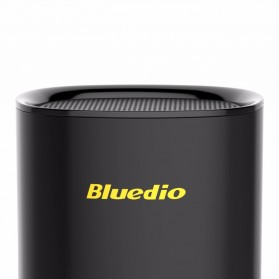 Bluedio TS5 Bluetooth Speaker v5.0 Smart Cloud Voice Control - Black - 4