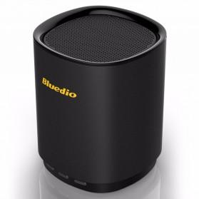 Bluedio TS5 Bluetooth Speaker v5.0 Smart Cloud Voice Control - Black - 5
