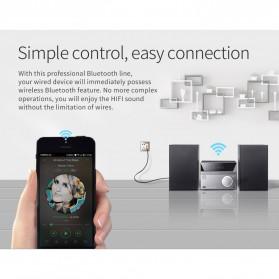 Bluedio Audio Bluetooth Receiver Cable 3.5mm - Black - 4