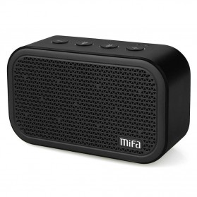 MIFA Mini Portable Bluetooth Speaker - M1 - Black