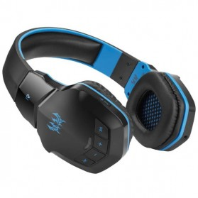 Kotion Each 2 in 1 Bluetooth Wireless Gaming Headset Deep Bass - B3505 - Blue