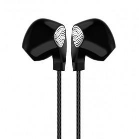 PTM Earphone Earpod dengan Mic - IM500 - Black
