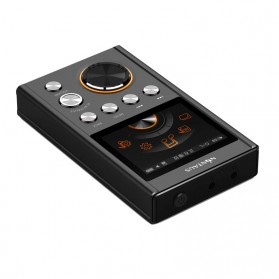 NiNTAUS X10 HiFi DAP MP3 Player DSD64 16GB - Black - 2