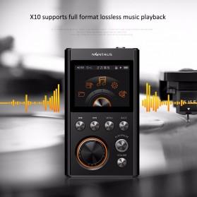 NiNTAUS X10 HiFi DAP MP3 Player DSD64 16GB - Black - 3