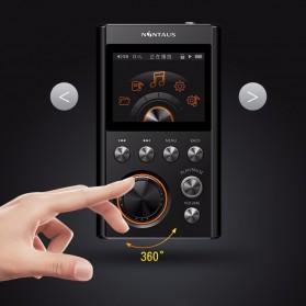 NiNTAUS X10 HiFi DAP MP3 Player DSD64 16GB - Black - 5