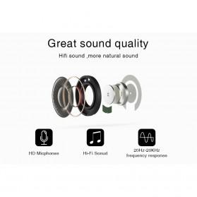 PICUN Mini Wireless Handfree Headset Bluetooth V4.1 - T8 - Black - 3