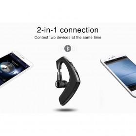 PICUN Mini Wireless Handfree Headset Bluetooth V4.1 - T8 - Black - 8