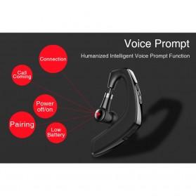 PICUN Mini Wireless Handfree Headset Bluetooth V4.1 - T8 - Black - 9