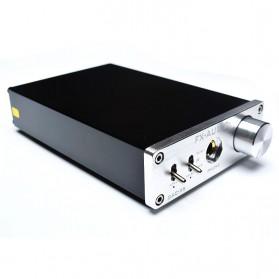 FX-Audio DAC-X6 Mini HiFi Digital Audio Decoder 24Bit/96KHz - Black/Silver - 1