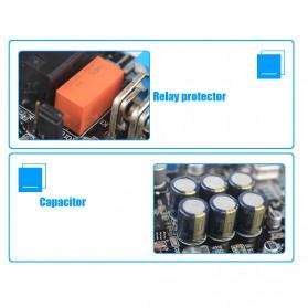 FX-Audio DAC-X6 Mini HiFi Digital Audio Decoder 24Bit/96KHz - Black/Silver - 8