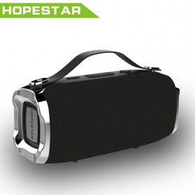 HOPESTAR Wireless Bluetooth Speaker Waterproof - H36 - Black