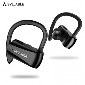 SYLLABLE Wireless Sport Bluetooth Earphone Super Bass - D15 - Black