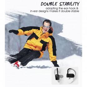 SYLLABLE Wireless Sport Bluetooth Earphone Super Bass - D15 - Black - 8