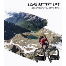 SYLLABLE Wireless Sport Bluetooth Earphone Super Bass - D15 - Black - 10