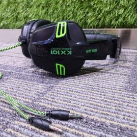 Salar X-Shark Gaming Headset dengan Mic - KX101 - Black - 6