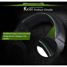Salar X-Shark Gaming Headset dengan Mic - KX101 - Black - 8