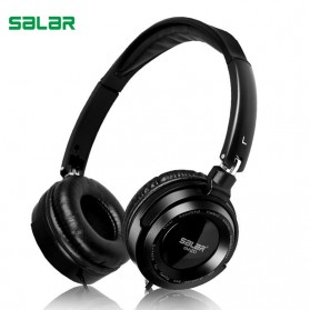 Salar Wired Gaming Headphone Deep Bass - EM520 - Black