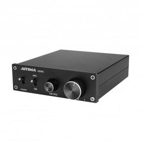 AIYIMA Subwoofer Amplifier Mono Channel 300W TPA3255 - B2D1797 - Black