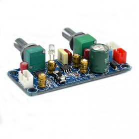 AIYIMA DIY Low Pass Filter Bass Subwoofer Preamp Amplifier Board DC 9-32V - A2D233 - 3