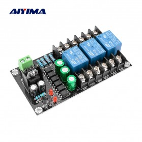 AIYIMA DIY Digital Amplifier Speaker Protection Board 2.1 Channel Relay - B2D1852