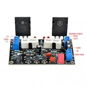 AIYIMA DIY Amplifier Board 100W 2SC5200+2SA1943 - A2D847 - 6