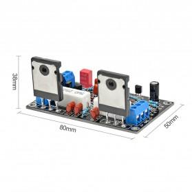 AIYIMA DIY Amplifier Board 100W 2SC5200+2SA1943 - A2D847 - 7