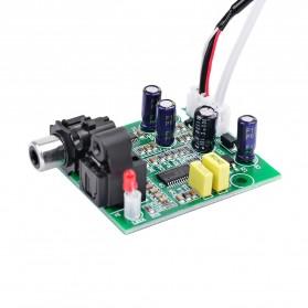 AIYIMA DIY DAC Digital Decoder Optical Fiber Coaxial Digital CS8416+CS4344 - B2D1200