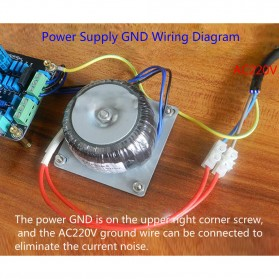AIYIMA DIY Amplifier Board - B2D039 - 7