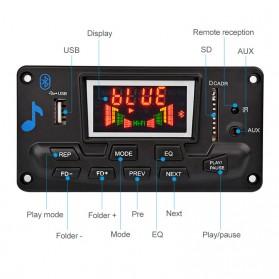 AIYIMA DIY Bluetooth Decoder Board MP3 Audio Lossless - B2D1538 - 4