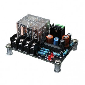 AIYIMA DIY UPC1237 Speaker Delay Protection Board Dual Omron Relay AC 12V-18V - B2D1417