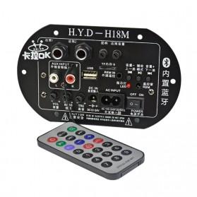 AIYIMA DIY Mono Subwoofer Amplifier Board Bluetooth - B2D1332
