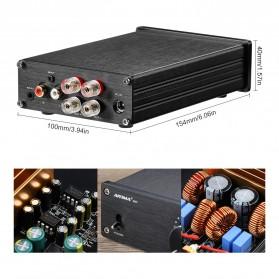 Aiyima A07 Digital Power Amplifier Hi-Fi Class D 2x300W TPA3255 - B2D1995 - Black - 8