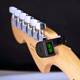 JOYO Tuner Gitar Mini Clip-on - JT-306 - Black