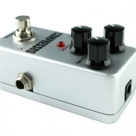 KOKKO Compressor Pedal Efek Gitar True Bypass - CFP2 - Silver - 2