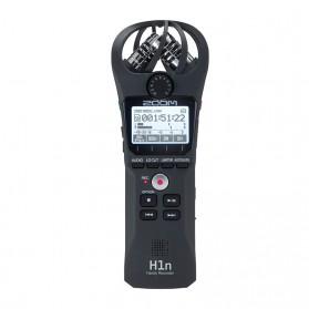 Zoom Perekam Suara Digital Handy Voice Recorder - H1N - Black - 2