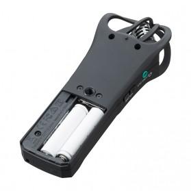 Zoom Perekam Suara Digital Handy Voice Recorder - H1N - Black - 4