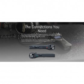 Zoom Perekam Suara Digital Handy Voice Recorder - H1N - Black - 7