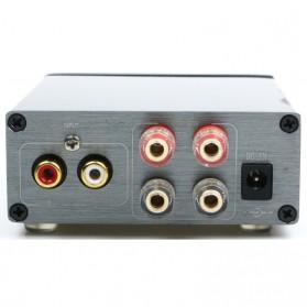 Breeze Audio Class D Amplifier TPA3116 2 x 100W - BA100 - Silver - 3