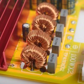 XR Breeze Audio Class D Amplifier TPA3116 2 x 100W - BA100 - Silver - 6